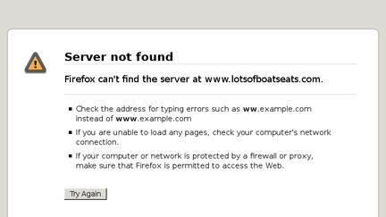 Lotsofboatseats.com