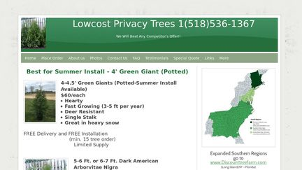Lowcost Trees