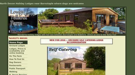 LowerYellandFarm.co.uk