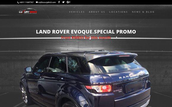 Luxurydriv3.com