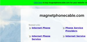 Magnetphonecable.com