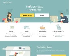 Yandex.Mail — Free, Reliable Email