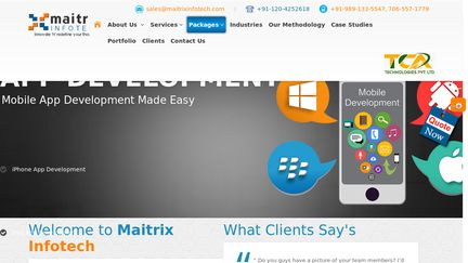 Maitrix Infotech