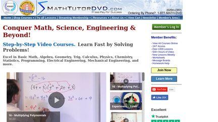 MathTutorDVD
