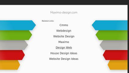 Maximo-design.com