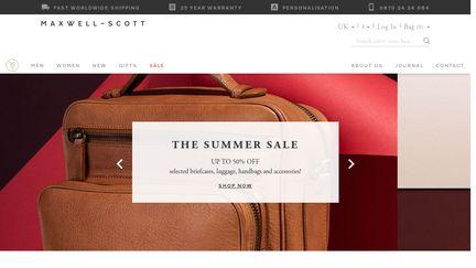 MaxwellmScott bags