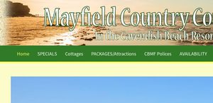 Mayfieldcountrycottages.com