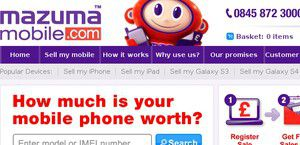Mazumamobile.co.uk