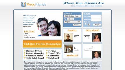 Megafriends.com