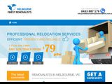 Melbournes Finest Removalists