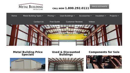 Metal Building Outlet