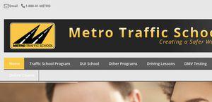 Metro Traffic School