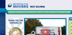 Metropolitan Movers West Kelowna.ca