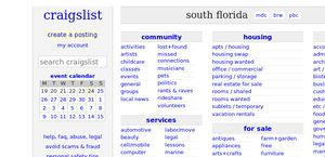 Miami craigslist org free