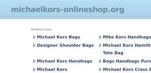 Michaelkors-onlineshop.org