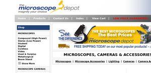 The Microscope Depot
