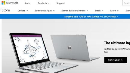 MicrosoftStore