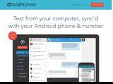 MightyText.net
