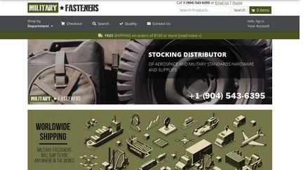 Military-fasteners
