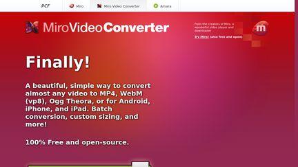 MiroVideoConverter