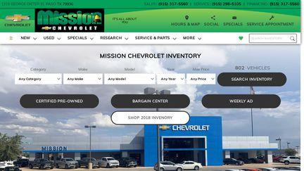 Mission Chevrolet