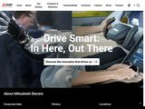 MITSUBISHI ELECTRIC Global Website