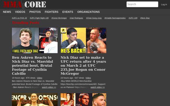 MMA Core