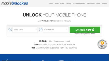 Mobile Unlocked