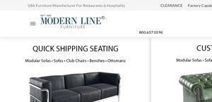 Etonnant ModernLineFurniture. Modernlinefurniture.com