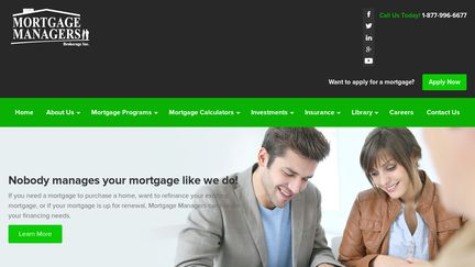 Mortgage Managers