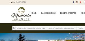 Mountain Country Cabin Rentals