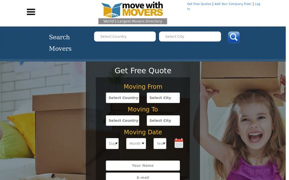 Mover's Directory