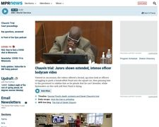 Minnesota Public Radio News