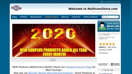Multicom Store
