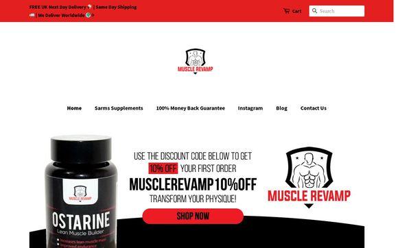 Musclerevamp.co.uk