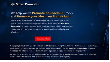 Musicpromotion.club