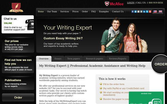 My Writing Expert