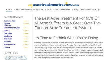 Myacnetreatmentreview.com