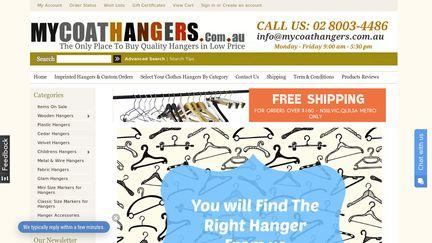 MyCoatHangers