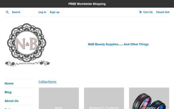 N&B Beauty Supplies