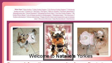 NataliesYorkies