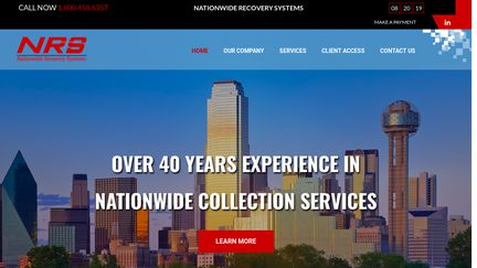 Nationwide Recovery Systems (NRS)