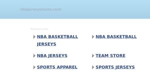NBAJerseyStores