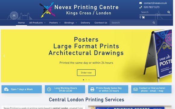 Nevex.co.uk
