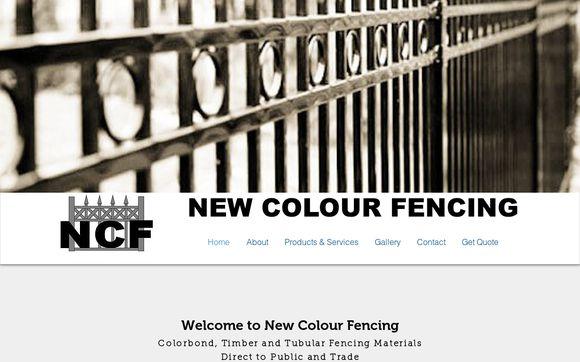 Newcolourfencing.com.au