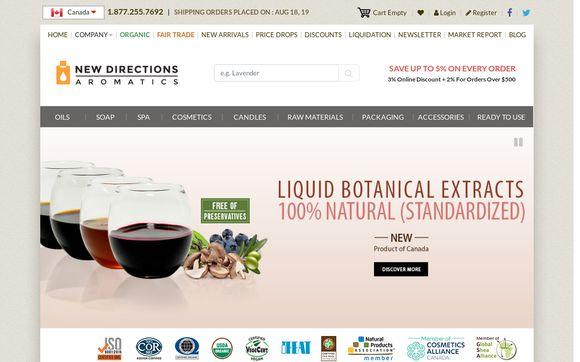 NewDirectionsAromatics.ca