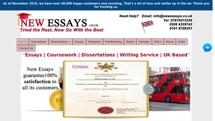 New Essays UK