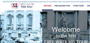 New Rome Free Tour
