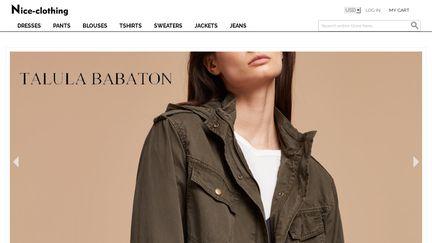 Nice-clothing.com