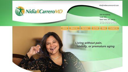 Nidia R Carrero MD